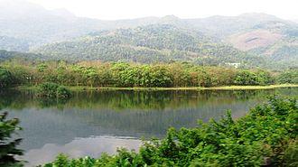 Thodupuzha River - Kanjar river