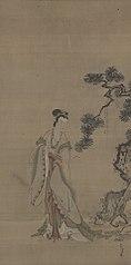 Xiwangmu (Seiobo) and a PineTree