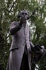 La statue de Kant à Kaliningrad