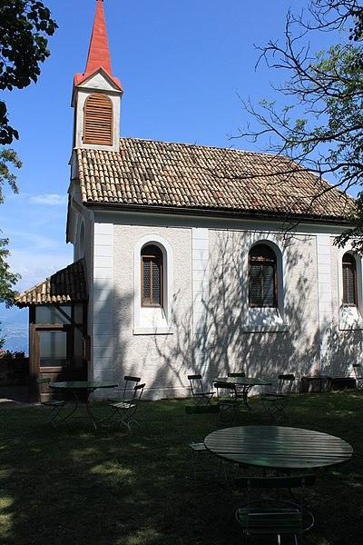 File:Kapelle in Bauernkohlern beim Gasthof Kohlern in Bozen Südtirol.JPG