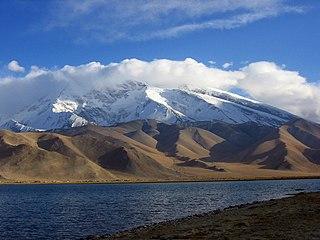 Xinjiang Autonomous region in China