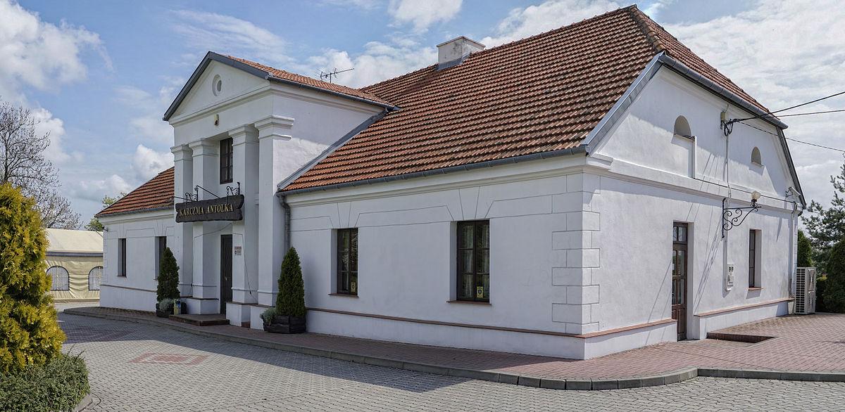 Antolka Wojewodztwo Malopolskie Wikipedia Wolna Encyklopedia