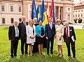 Karin Kneissl besucht das Europa-Forum Wachau (28940346828).jpg