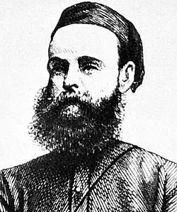 Karl Klaus von der Decken (1833-1865), German explorer.jpg