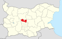 Karlovo Municipality Within Bulgaria.png