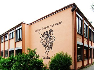 Karlsruhe American High School - Image: Karlsruhe Knights