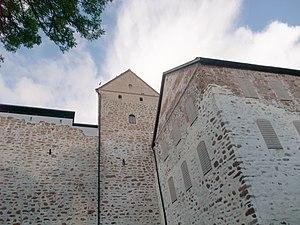 Kastelholm Castle - Structure