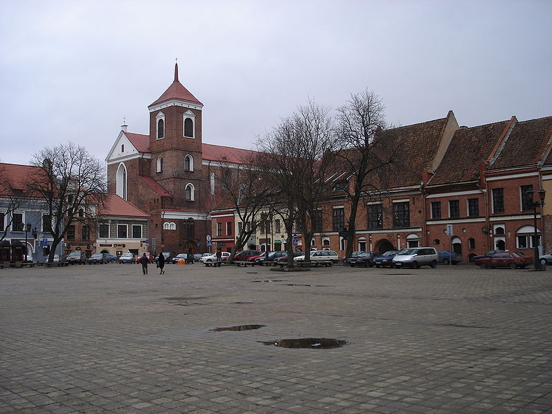 Soubor:Kaunas-City Hall Square 1.jpg