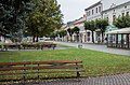 Kežmarok, main square, Slovakia 01.jpg