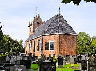 Engwierum - Engwierum church