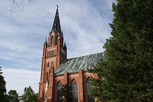 Central Pori Church