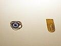 Keszthely-Fenékpuszta (Castellum) - Silver ring and golden belt strap end, Hungary.jpg