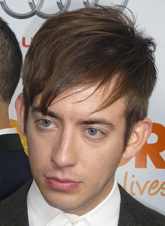 Kevin McHale (actor) - McHale in December 2012