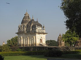 Parvati Temple at Khajuraho
