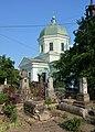 Kherson-2017 Molodizhna Str. 1 Complex of Graves of Kherson Memorial Cementary 01 (YDS 1148).jpg