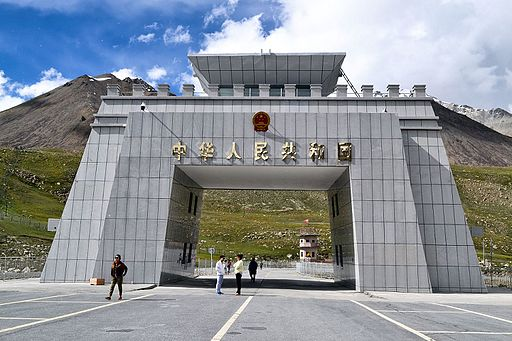 Khunjerab Pass Monument