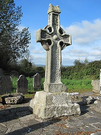 "Máel Sechnaill mac Máele Ruanaid - Killamery High Cross, County Kilkenny, bears the inscription OR DO MAELSECHNAILL, ""a prayer for Máel Sechnaill"", and was erected in the ninth century."