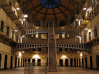 John MacBride - Kilmainham Gaol