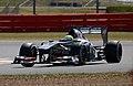 Kimiya Sato Sauber 2013 Silverstone F1 Test 003.jpg