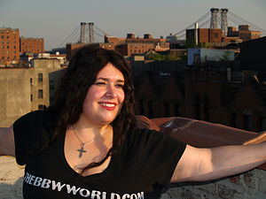 Fat acceptance movement - Documentary filmmaker Kira Nerusskaya released her film The BBW World: Under the Fat! In 2008.