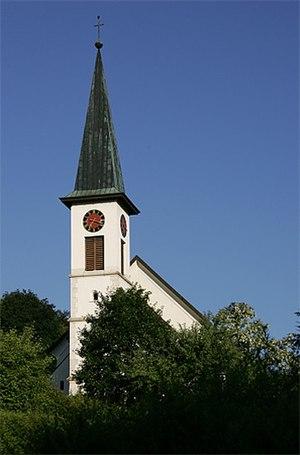 Ettingen - Ettingen church