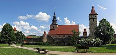 Kirchenburg Ostheim, 3.jpg