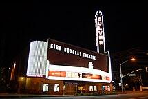 Logo of Kirk Douglas Theatre