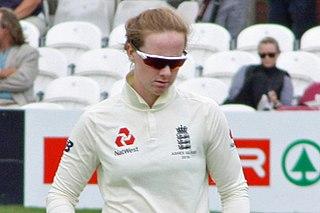 Kirstie Gordon Cricketer