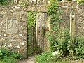 Kissing gate. St. Donat's. - geograph.org.uk - 916274.jpg
