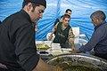 Kitchens in Iran-Mehran City آشپزخانه مرکزی شهر مهران در ایام اربعین، عکاس، مصطفی معراجی 40.jpg