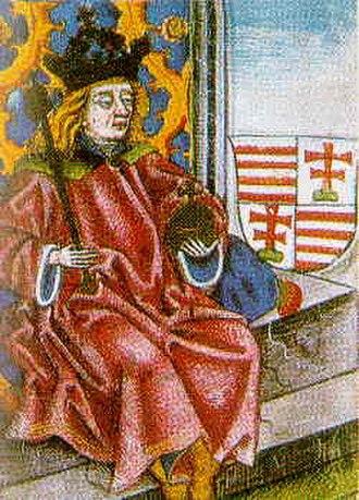 Stephen I Báncsa - Béla IV of Hungary