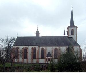 Klausen, Germany - Pilgrimage church in Klausen