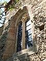 Kleine Kirche got. Maßwerkfenster Ostfassade von N.JPG
