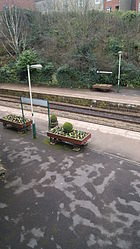 Knaresborough railway station (19th March 2013) 013.JPG