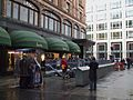 Knightsbridge station Harrod's entrance.JPG