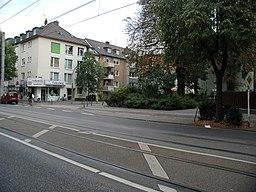 Falkenburgstraße in Köln