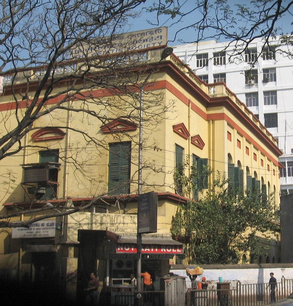 Kolkata Asiatic Society2