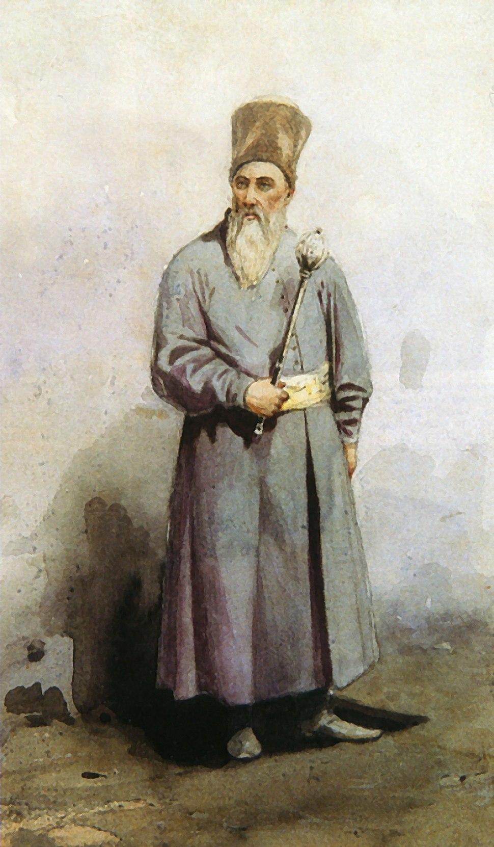 Konashevych-Sahaidachny by Vasylkivsky