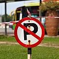 KotaKinabalu Sabah Parking-prohibited-sign-at-Terminal-Wawasan-01.jpg