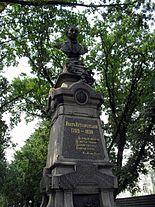 Kotlyarevsky monument