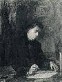 Krystyna Cękalska, Portret Chopina.jpg