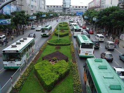 Kunming traffic