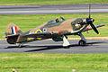 LF363 KX-B Hawker Hurricane IIc BBMF (20631105743).jpg