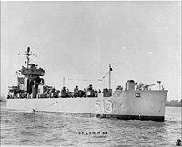 USS LSM (R) 513