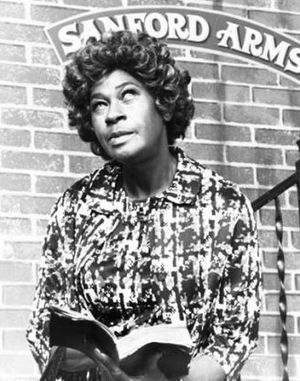 LaWanda Page - LaWanda Page as Aunt Esther in 1977.
