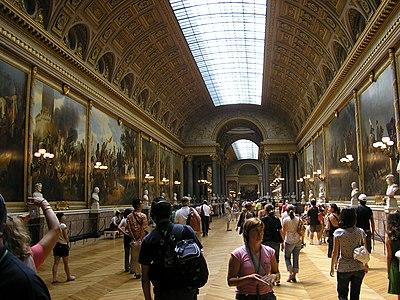Palace of versailles wikipedia
