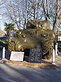 La Valette du Var - M4 Sherman - P1250276.JPG