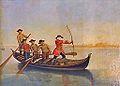La chasse au harle (Fondation Querini Stampalia, Venise) (15168146697).jpg