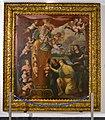 La miraculosa talla de la imatge de la mare de Déu dels Desemparats pels àngels pelegrins, Gaspar de la Huerta, museu Marià de València.JPG