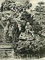 La statue de Pierre Goudouli en 1937 (square Wilson, par F. Debeaux pour la municipalité de Toulouse).jpg